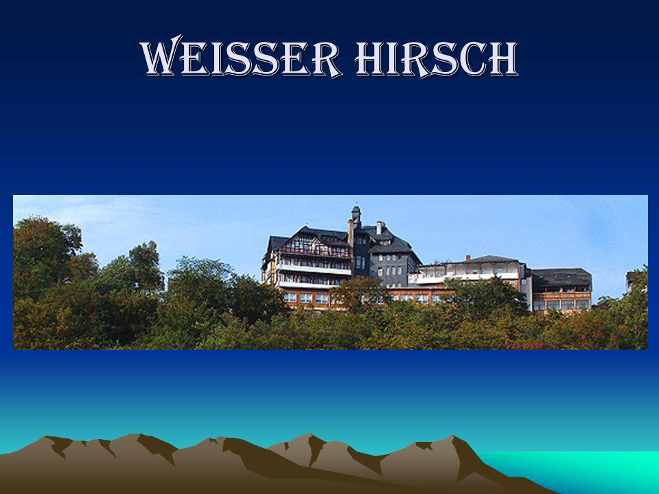 WEISSER HIRSCH