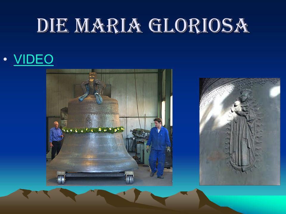 DIE MARIA GLORIOSA VIDEO