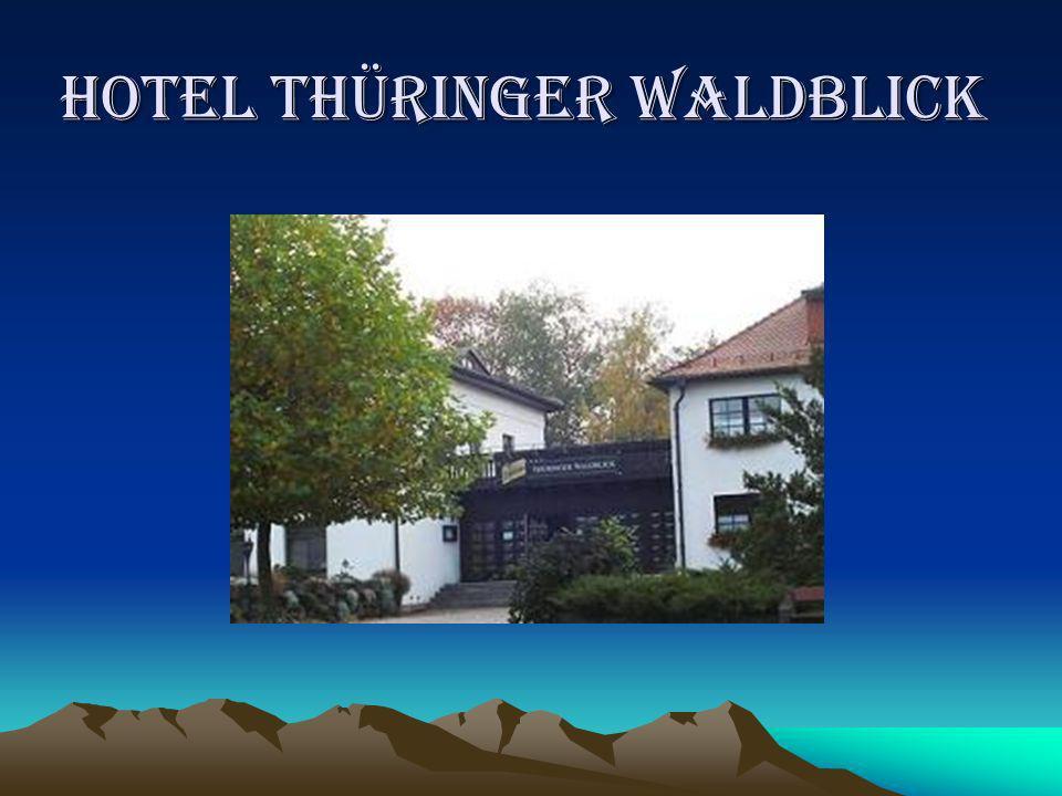 HOTEL THÜRINGER WALDBLICK