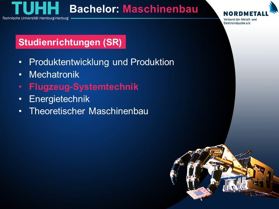 Bachelor: Maschinenbau/Mechatronik (15)