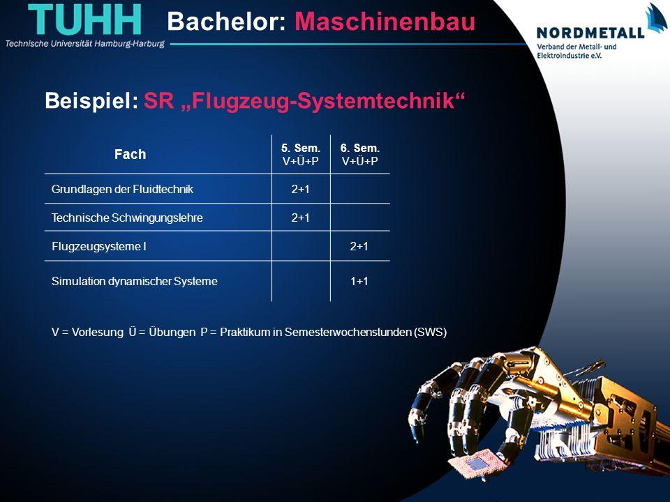 Bachelor: Maschinenbau/Mechatronik (16)
