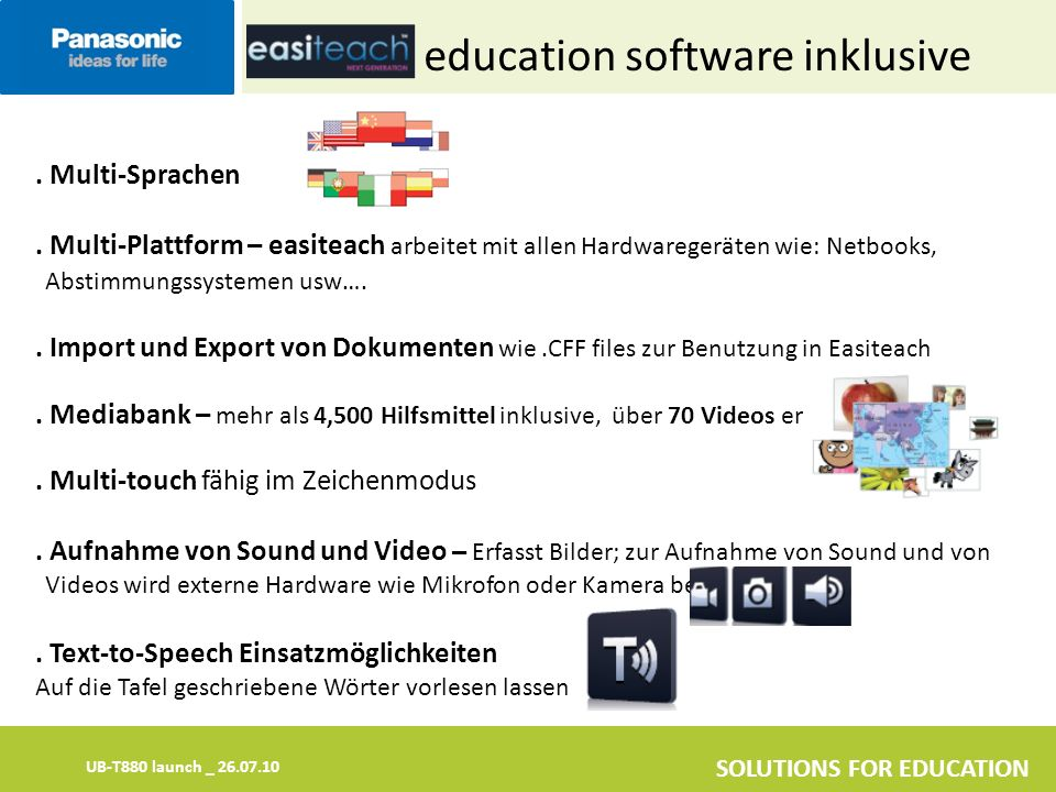 education software inklusive