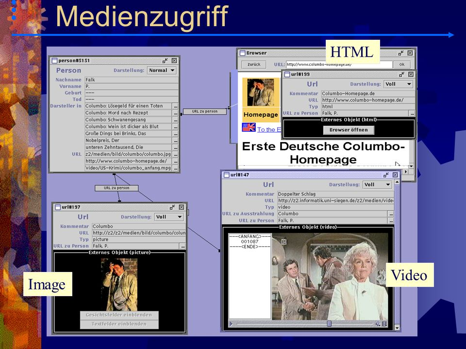 Medienzugriff HTML Video Image