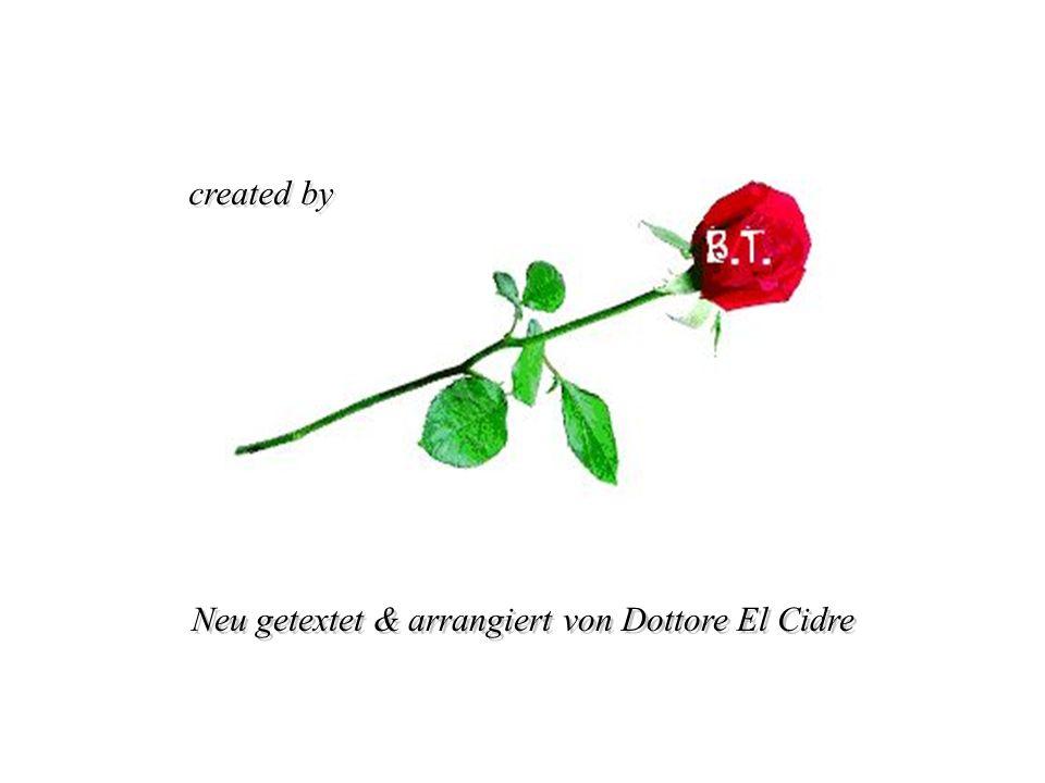 Neu getextet & arrangiert von Dottore El Cidre