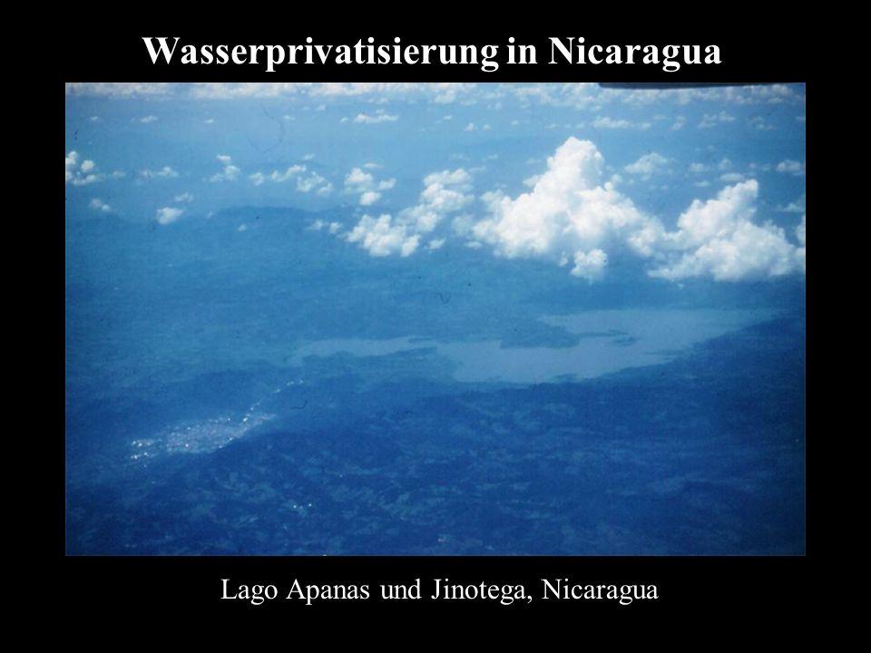 Wasserprivatisierung in Nicaragua