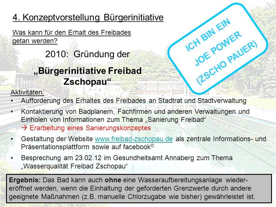 """Bürgerinitiative Freibad Zschopau"