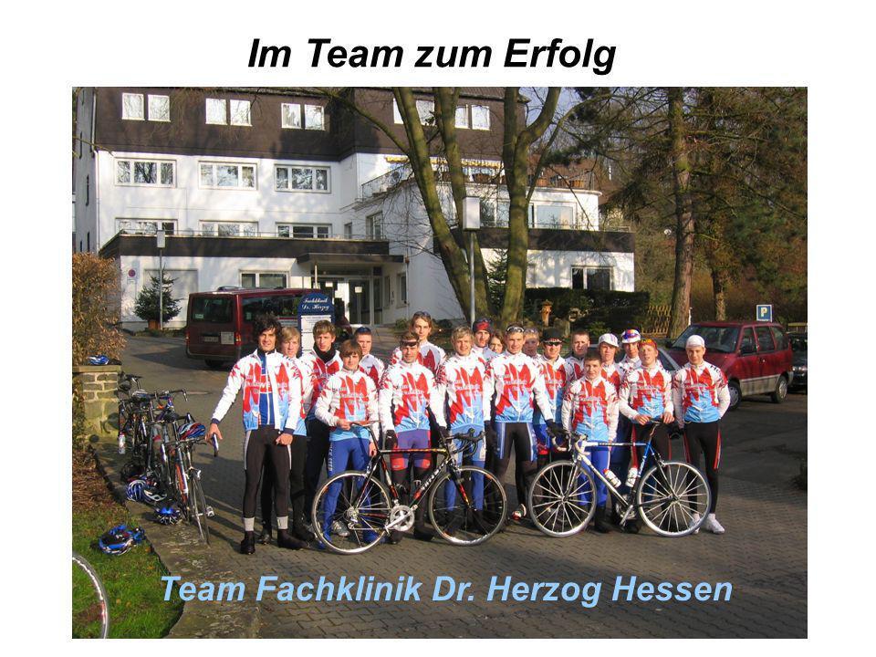 Im Team zum Erfolg Team Fachklinik Dr. Herzog Hessen