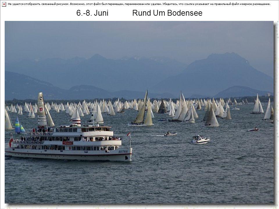 6.-8. Juni Rund Um Bodensee