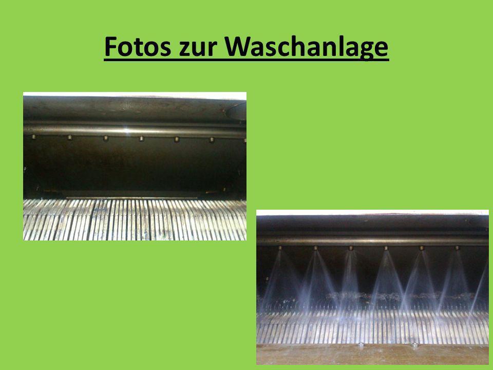 Fotos zur Waschanlage