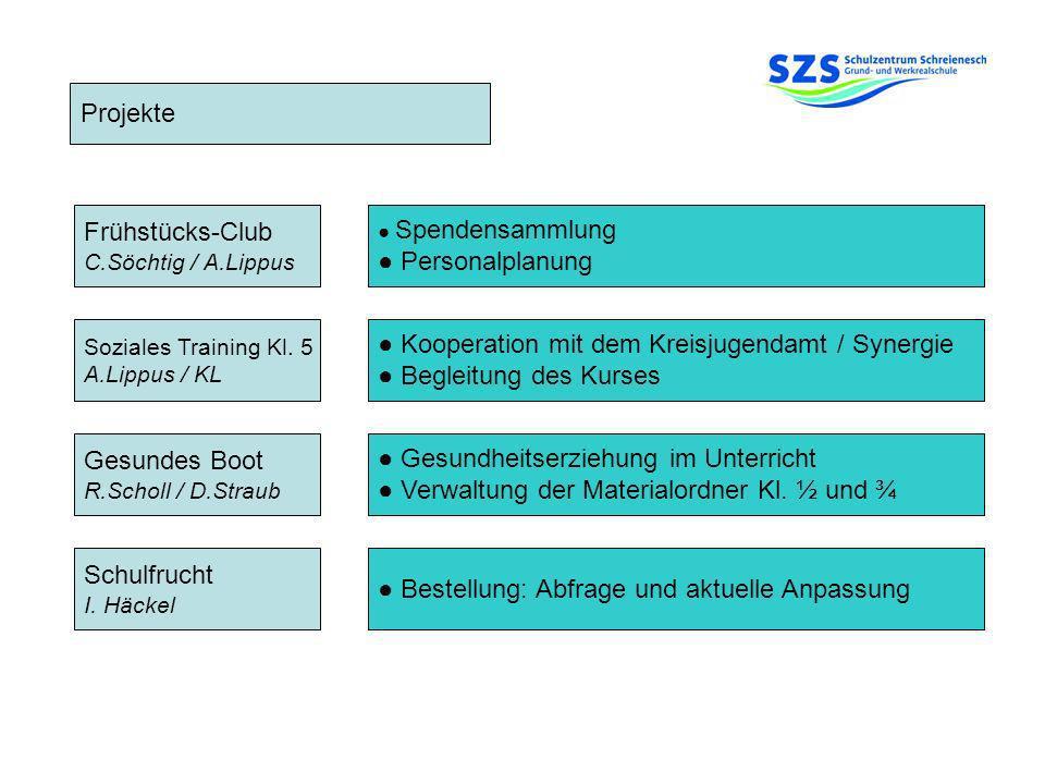 Gesundes Boot R.Scholl / D.Straub