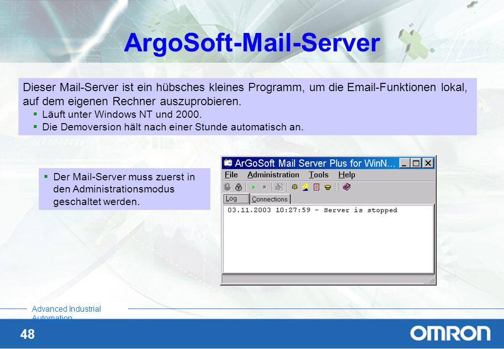 ArgoSoft-Mail-Server