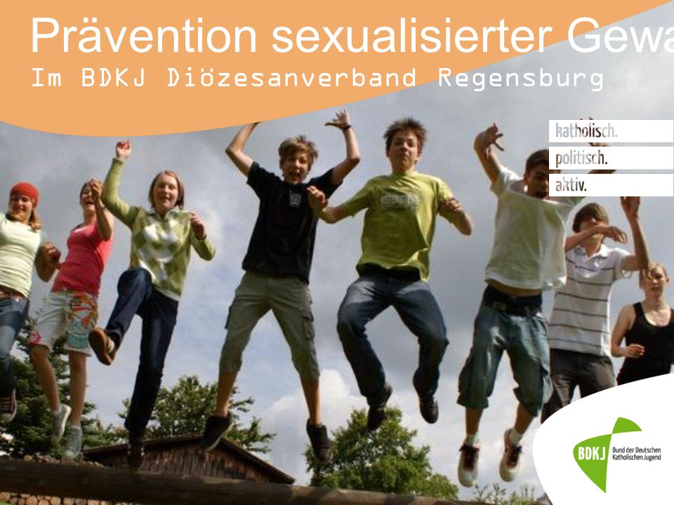 Prävention sexualisierter Gewalt