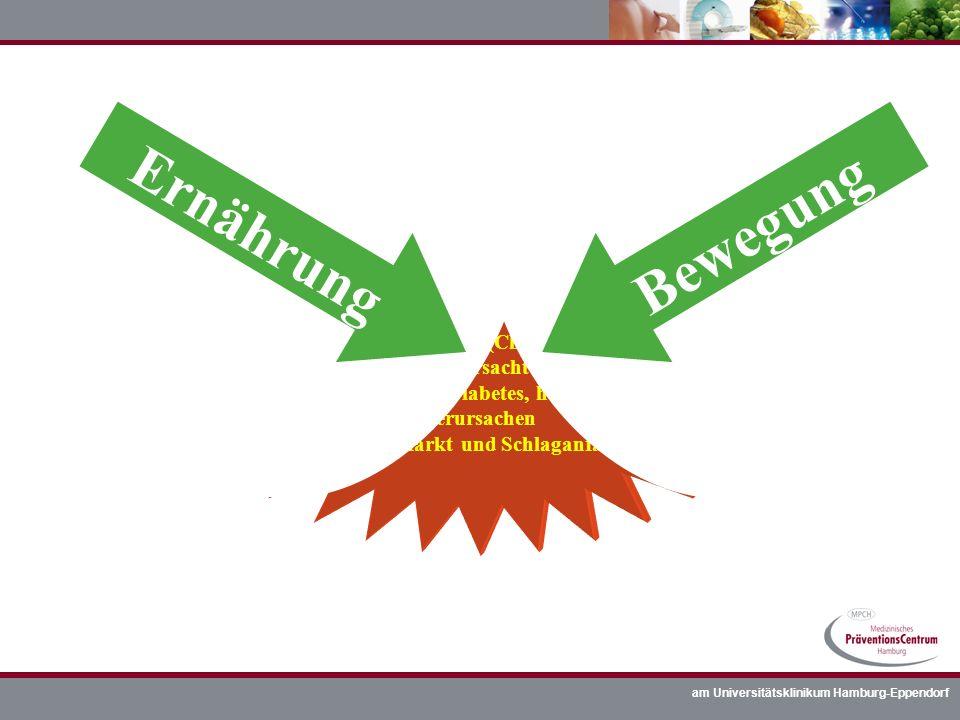 Ernährung Bewegung metabolisches Syndrom =