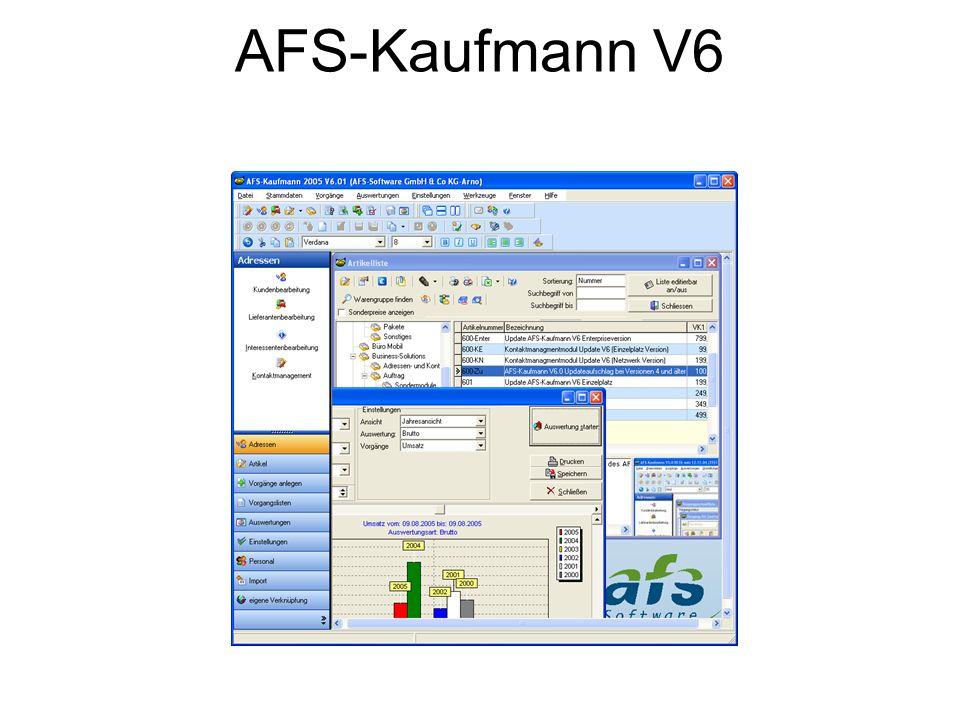 AFS-Kaufmann V6