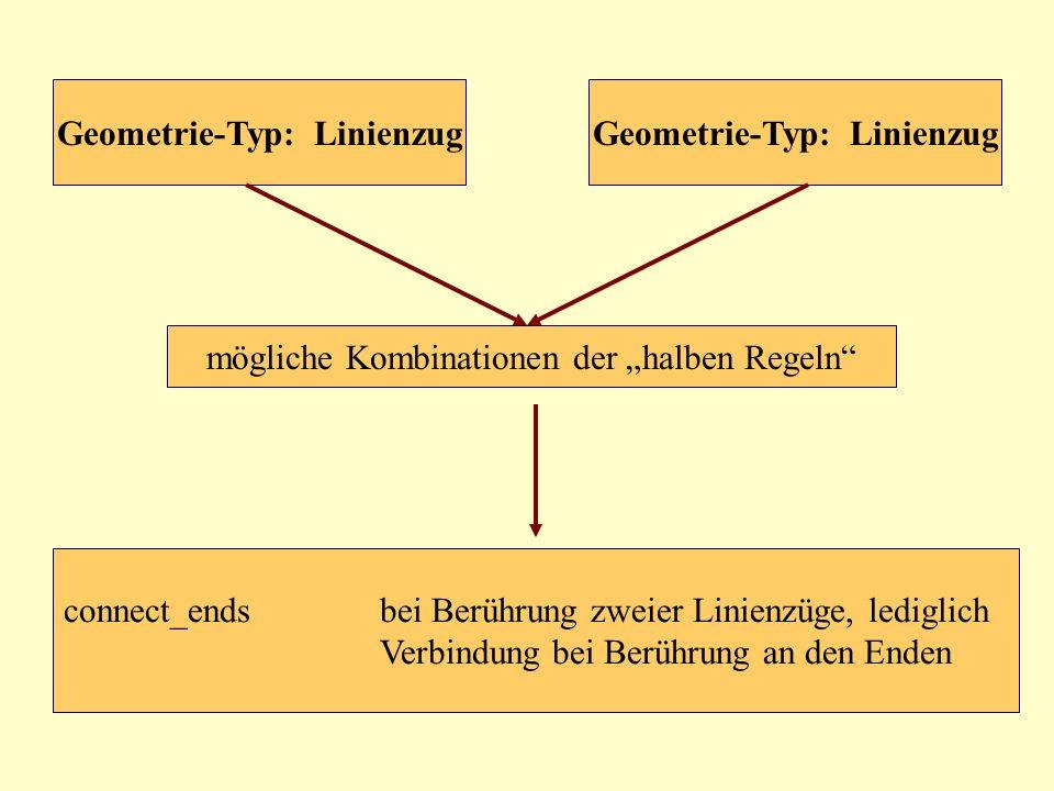 Geometrie-Typ: Linienzug