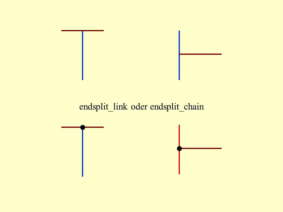 endsplit_link oder endsplit_chain