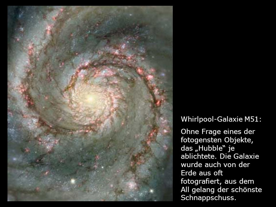 Whirlpool-Galaxie M51:
