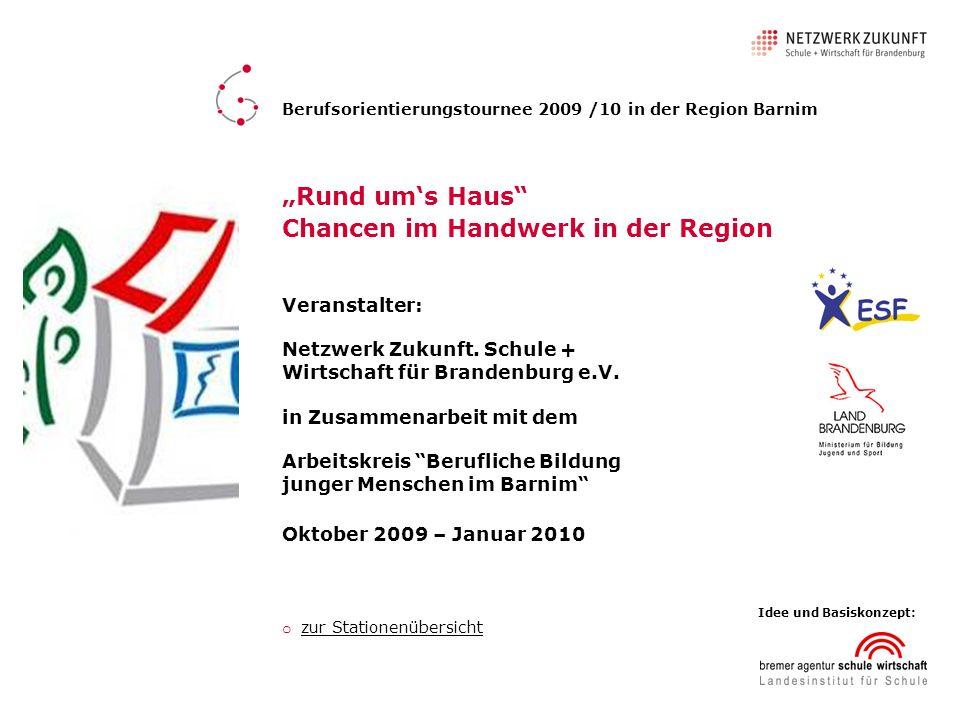 Chancen im Handwerk in der Region