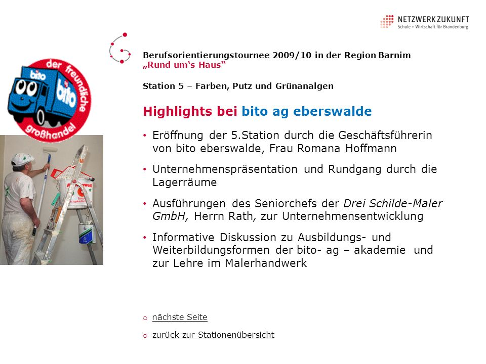 Highlights bei bito ag eberswalde