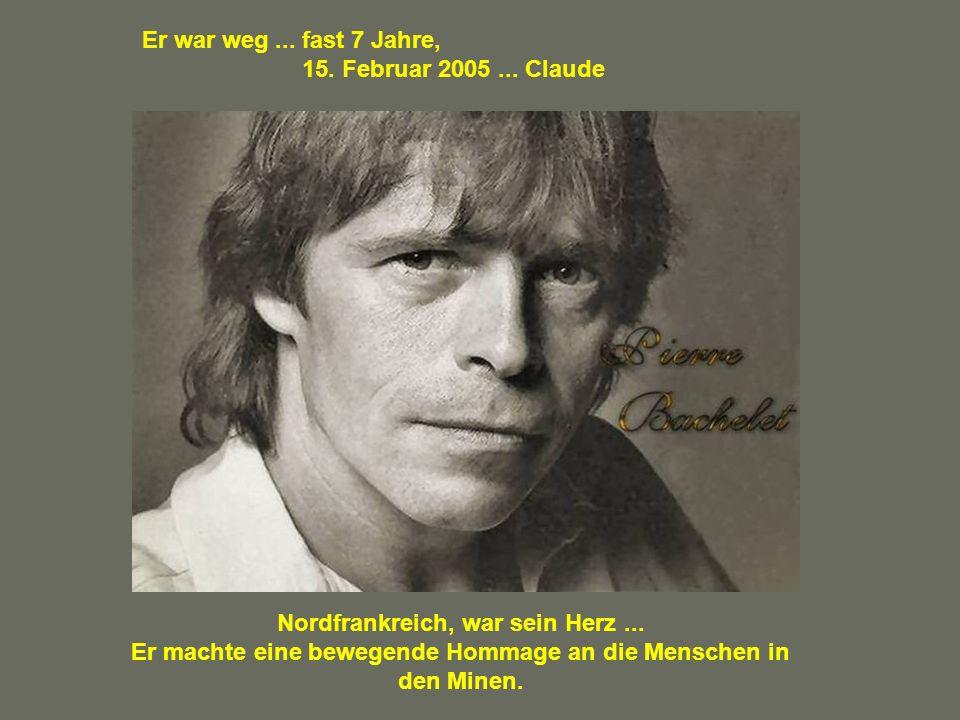 Nordfrankreich, war sein Herz ...