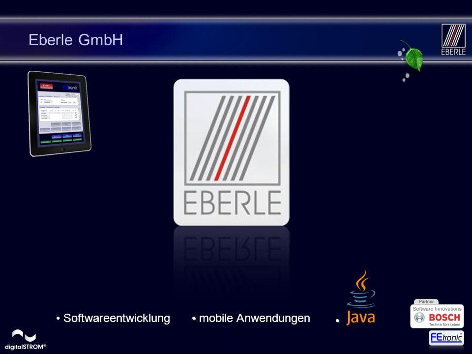 Eberle GmbH Softwareentwicklung mobile Anwendungen 16