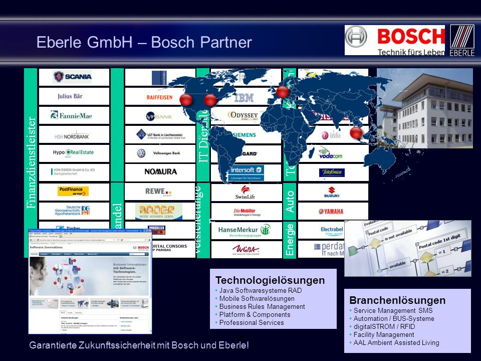 Eberle GmbH – Bosch Partner