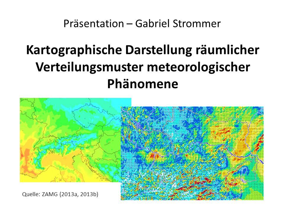 Präsentation – Gabriel Strommer