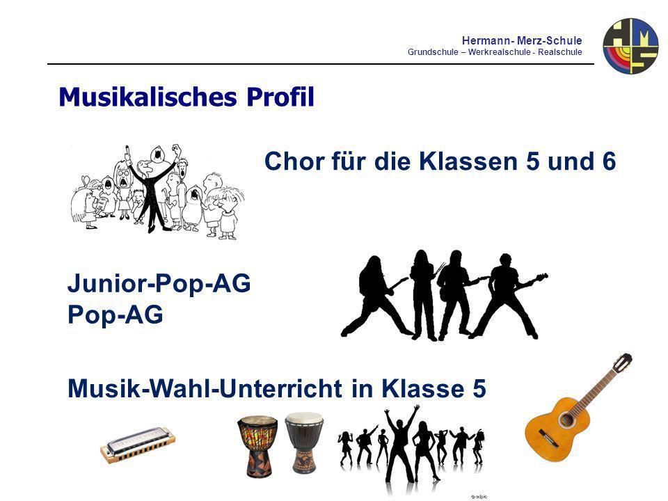 Chor für die Klassen 5 und 6