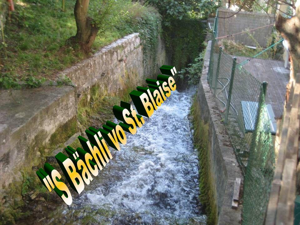 S Bächli vo St. Blaise