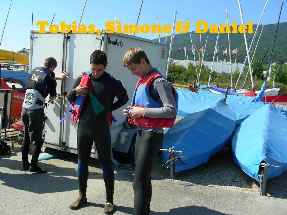Tobias, Simone & Daniel