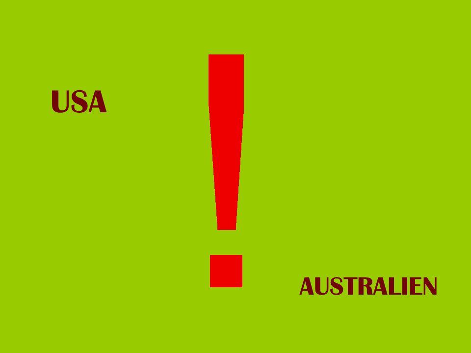 USA AUSTRALIEN