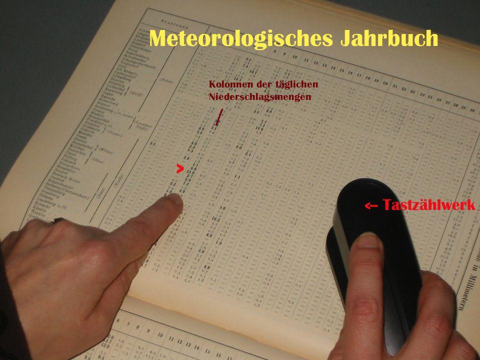 Jahrbuch Meteorologisches Jahrbuch > <-- Tastzählwerk