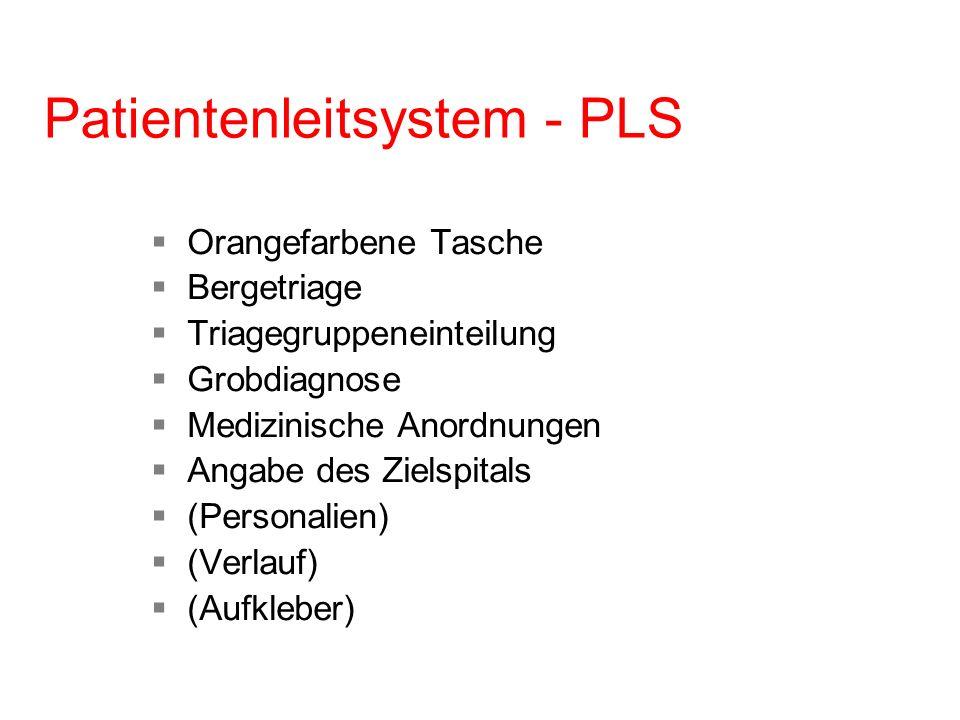 Patientenleitsystem - PLS