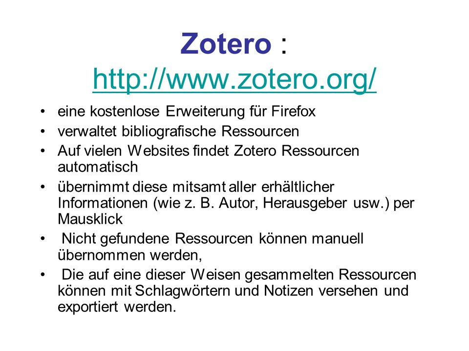 Zotero : http://www.zotero.org/