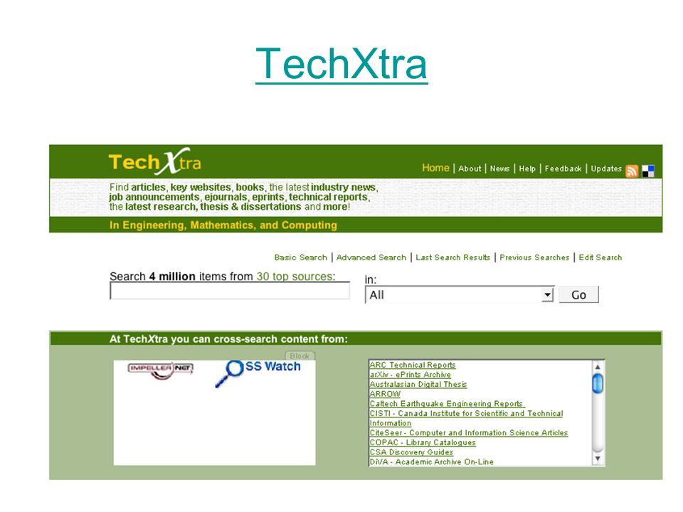 TechXtra