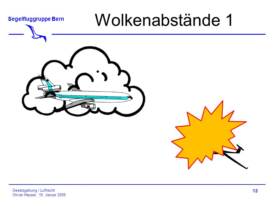 Wolkenabstände 1