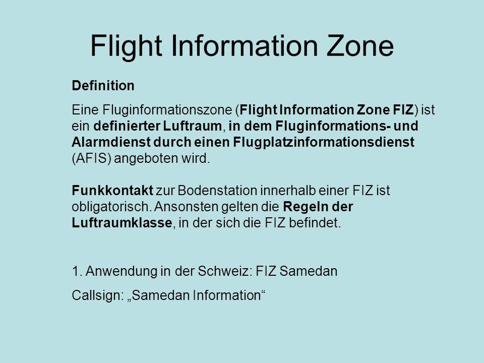 Flight Information Zone