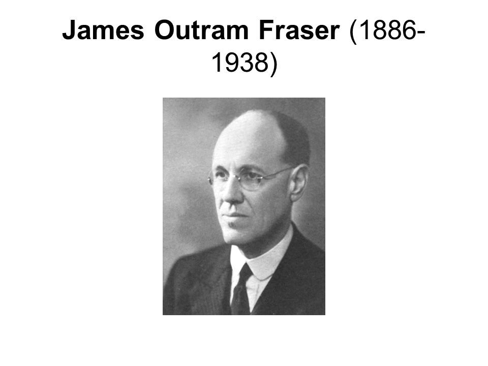 James Outram Fraser (1886-1938)