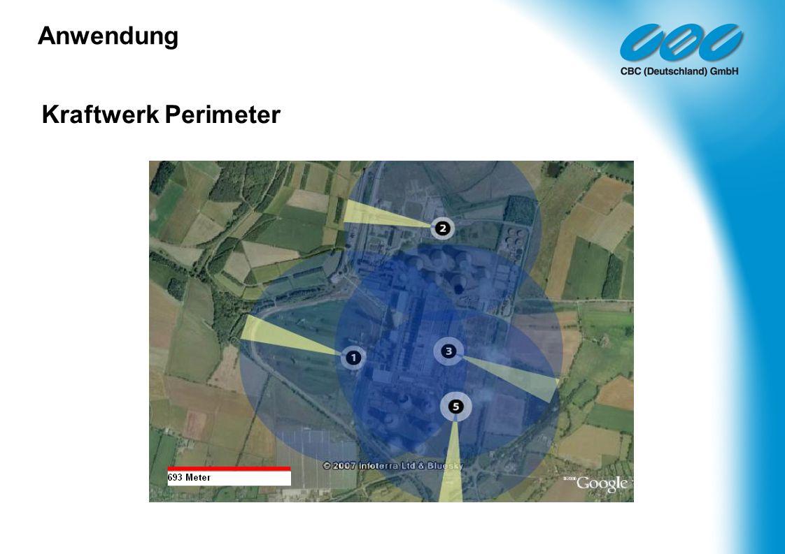 Anwendung Kraftwerk Perimeter 4