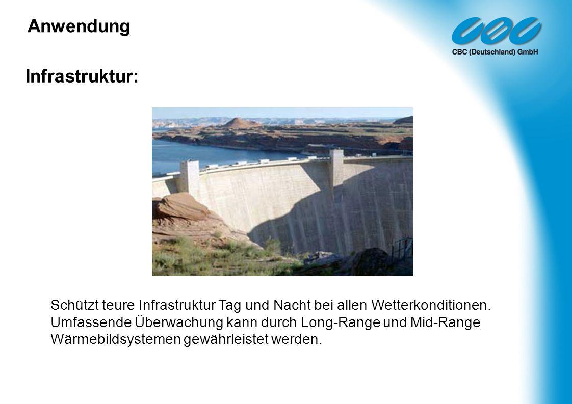 Anwendung Infrastruktur: