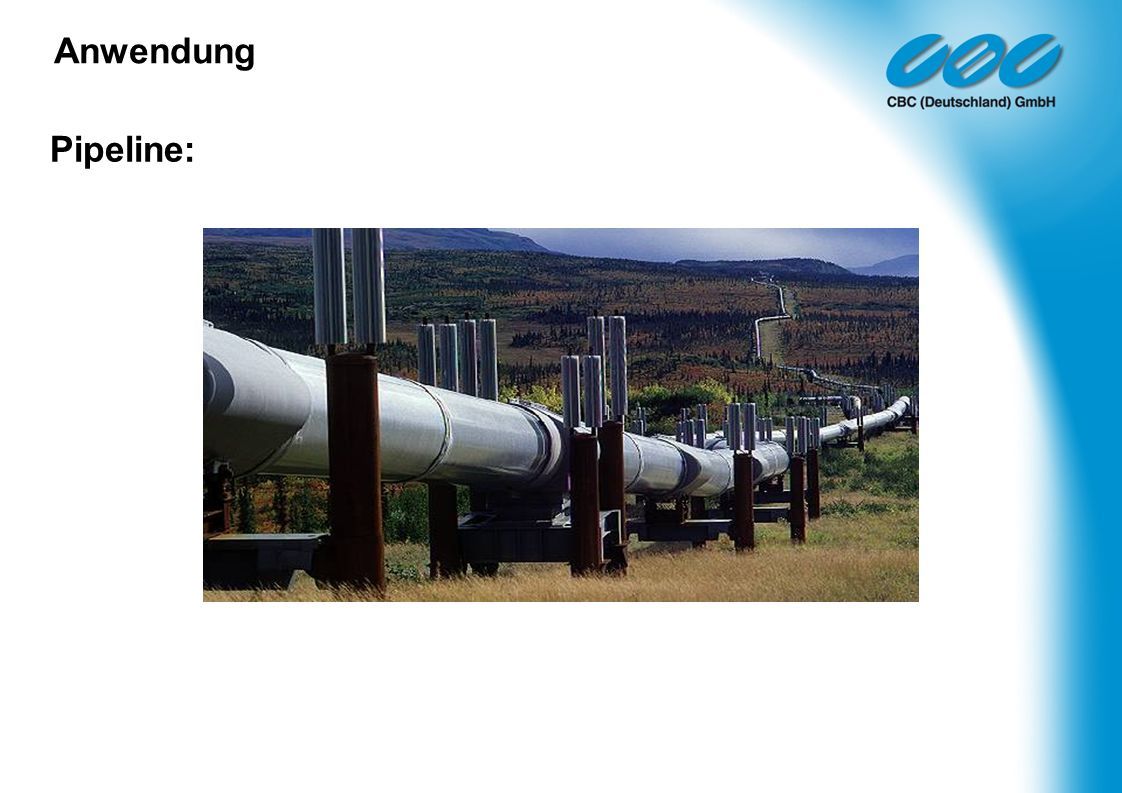 Anwendung Pipeline: