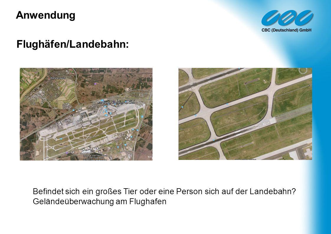 Flughäfen/Landebahn: