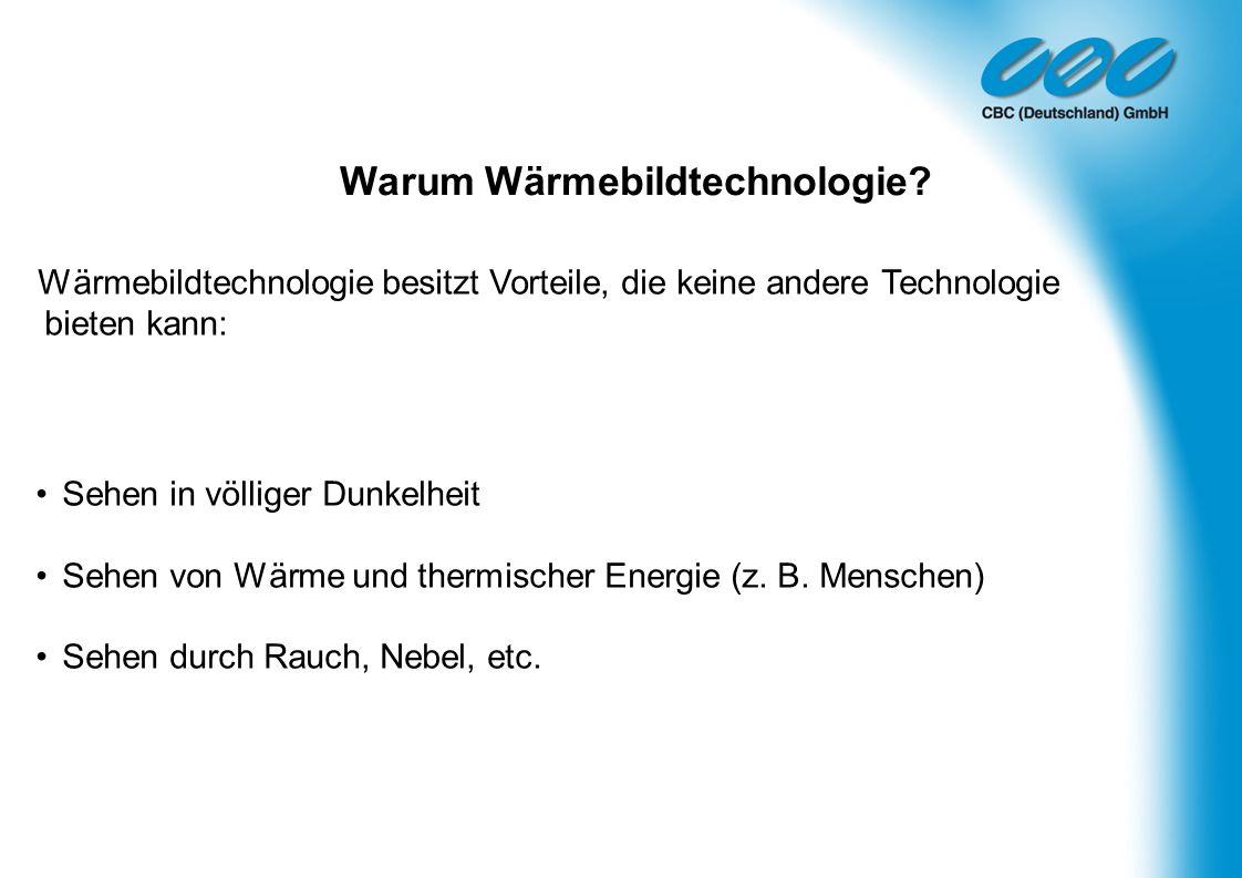 Warum Wärmebildtechnologie