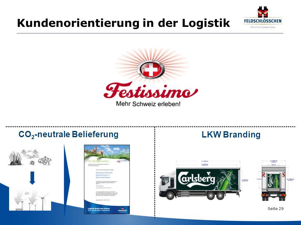 Kundenorientierung in der Logistik