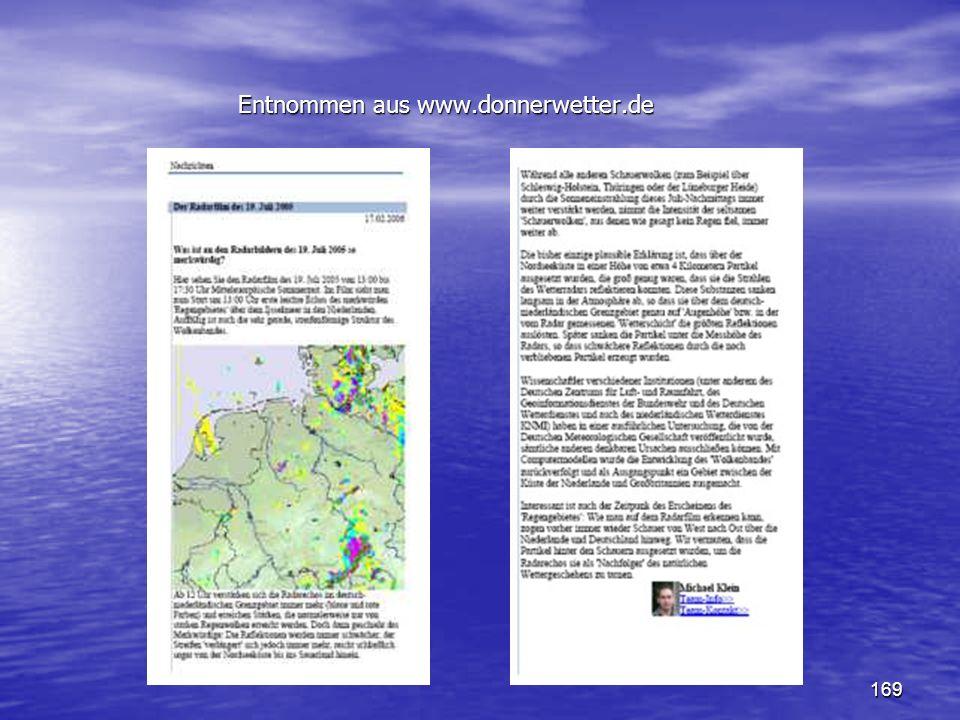 Entnommen aus www.donnerwetter.de