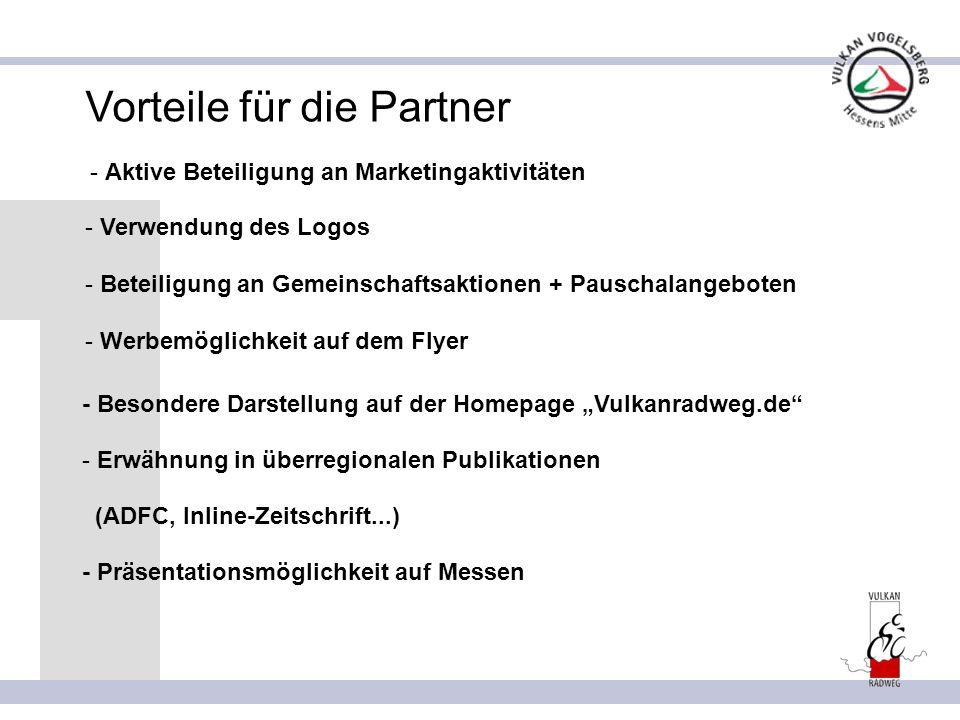 Vorteile für die Partner