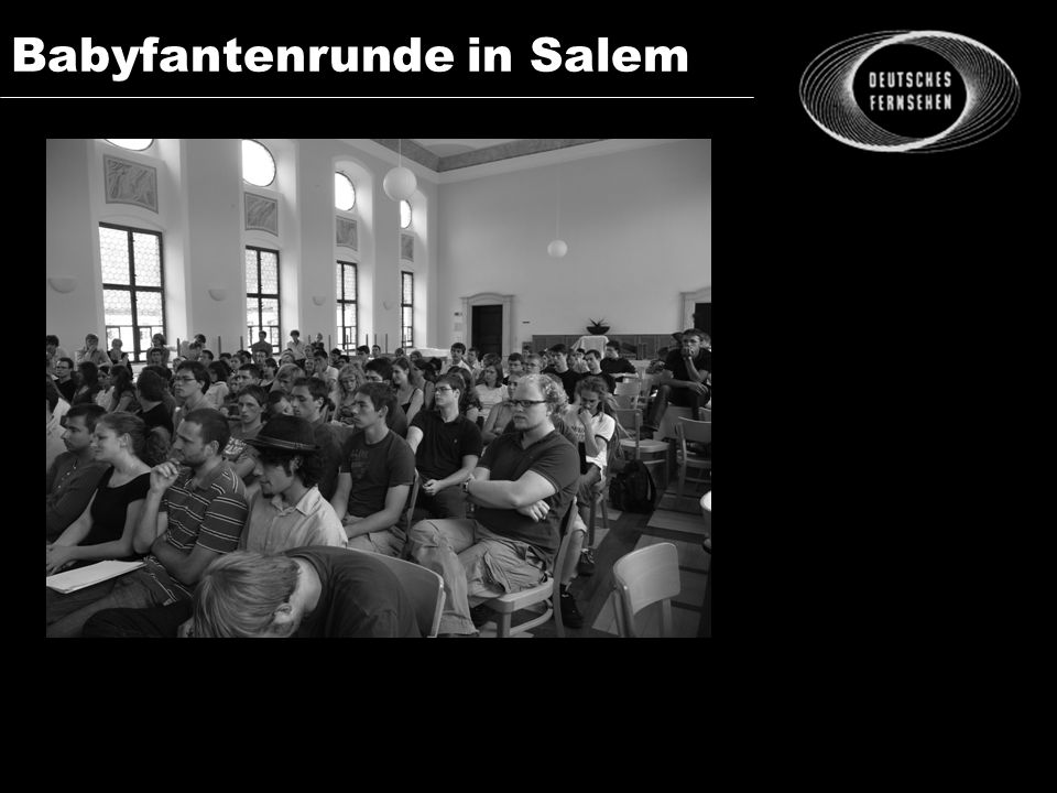 Babyfantenrunde in Salem
