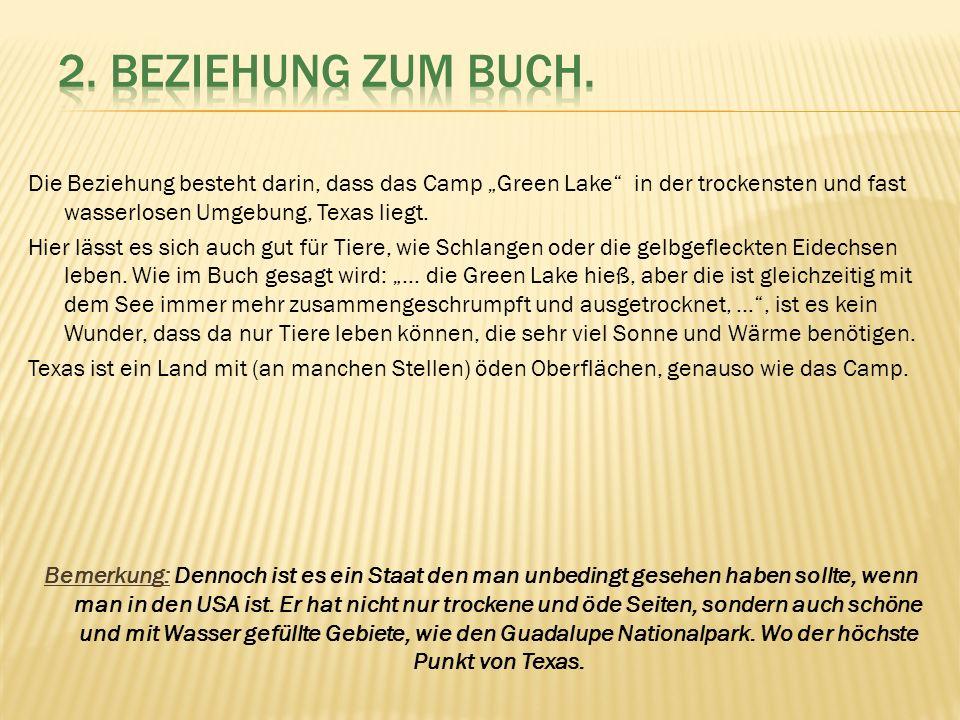 2. Beziehung zum Buch.