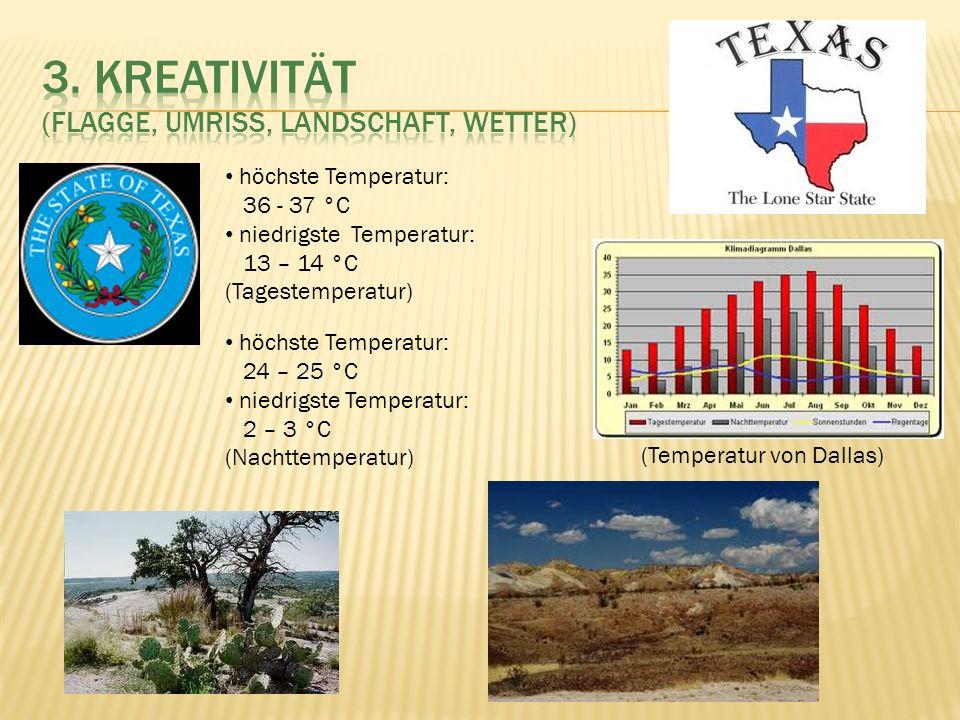 3. Kreativität (flagge, Umriss, Landschaft, wetter)