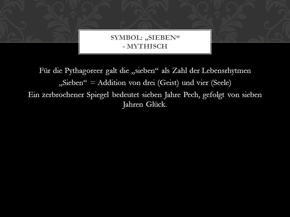 """Symbol: """"Sieben - Mythisch"""